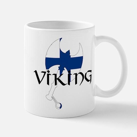 Finland Viking Mug