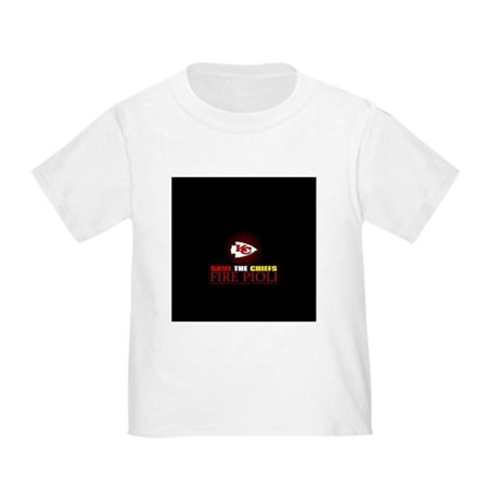 Save the Chiefs - Fire Pioli Toddler T-Shirt