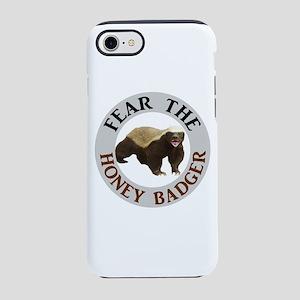 Honey Badger Fear iPhone 7 Tough Case
