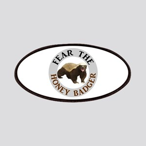 Honey Badger Fear Patch