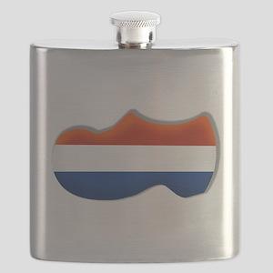 Dutch Clog Flask