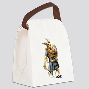 Thor Canvas Lunch Bag