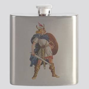 Scandinavian Viking Flask