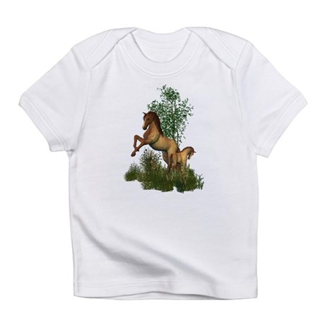 Mare Foal Infant T-Shirt