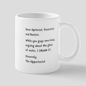 Opportunist Mug