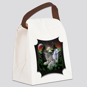 northernwolves Canvas Lunch Bag