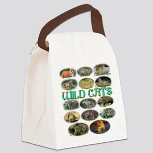 wildcats Canvas Lunch Bag