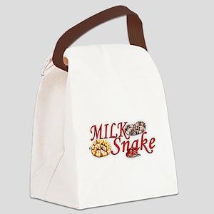 milksnake Canvas Lunch Bag