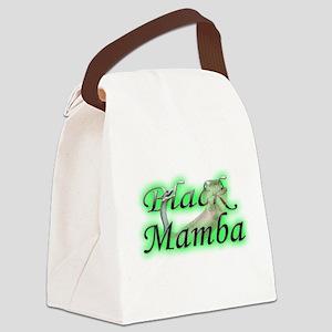 BlackMamba Canvas Lunch Bag