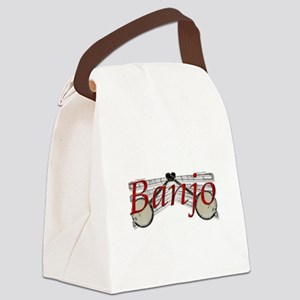banjo Canvas Lunch Bag