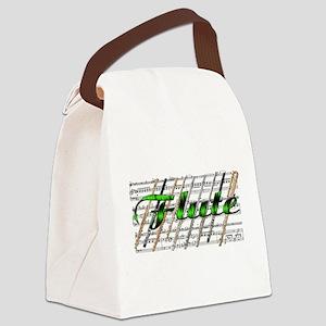 flutenorm Canvas Lunch Bag