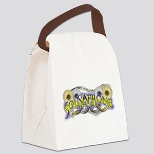 sousaphone Canvas Lunch Bag