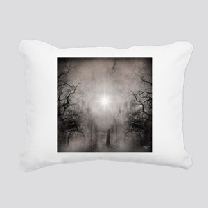 FollowTheLight Rectangular Canvas Pillow