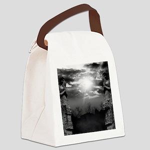 DarkGates Canvas Lunch Bag