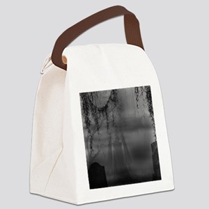 dark places Canvas Lunch Bag