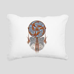 dreamcatcher1 Rectangular Canvas Pillow