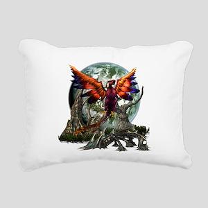 monster 2 Rectangular Canvas Pillow