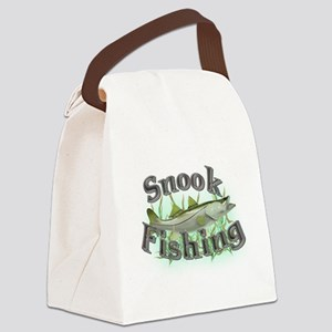 bass fishing Canvas Lunch Bag