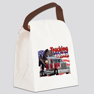 Trucking7 Canvas Lunch Bag
