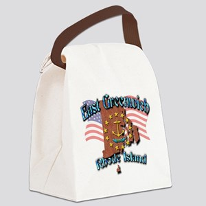 East Greenwich Canvas Lunch Bag