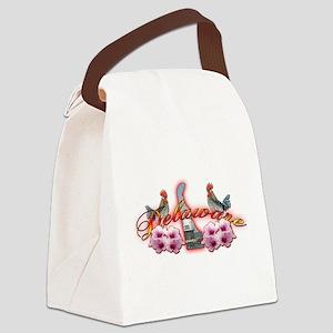 Delaware Canvas Lunch Bag
