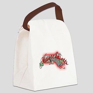 Mass Canvas Lunch Bag