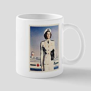 Navy Nurse Mug