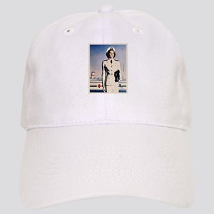 Navy Nurse Cap