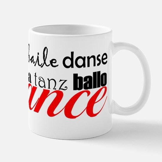 Dance Translation Mug