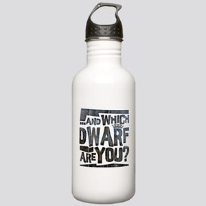 And Which Dwarf Are You? Stainless Water Bottle 1.