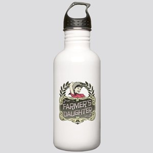 farmers-daughter-darks Stainless Water Bottle