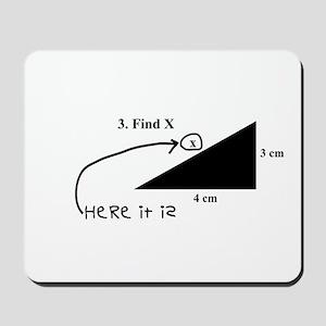 Find X Mousepad