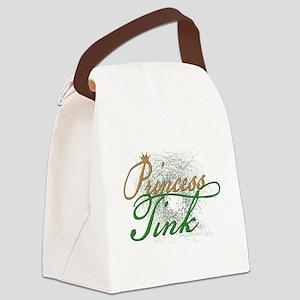 princesstink Canvas Lunch Bag