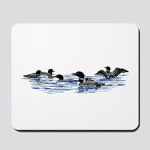 Lots of Loons! Mousepad