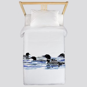 Lots of Loons! Twin Duvet