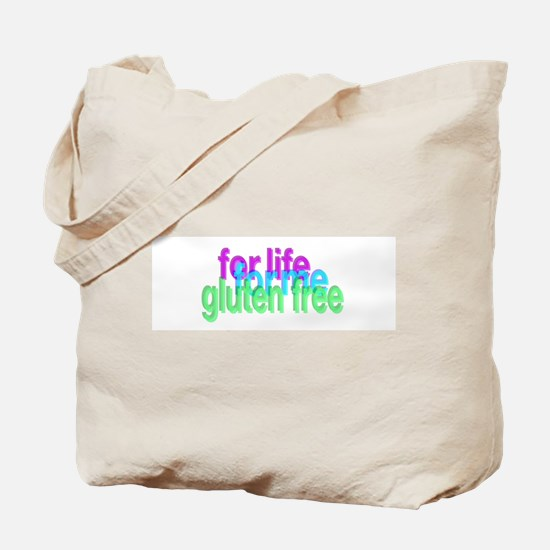 For life for me gluten free Tote Bag