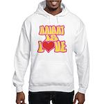 Haight Love Hooded Sweatshirt