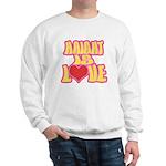 Haight Love Sweatshirt