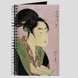 Nightly Love - Utamaro Kitagawa - 1793 Journal