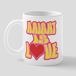 Haight Love Mug