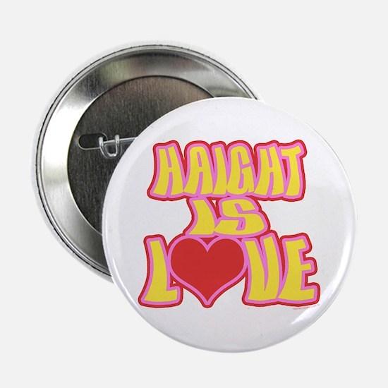 """Haight Love 2.25"""" Button"""