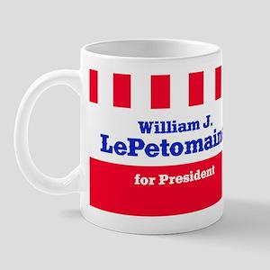 William J. LePetomaine - Mug