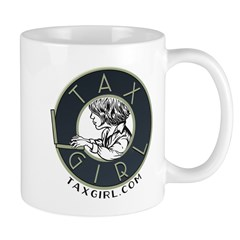 Taxgirl Coffee Mug