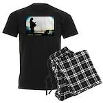 rumiNation Men's Dark Pajamas