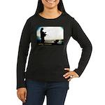 rumiNation Women's Long Sleeve Dark T-Shirt