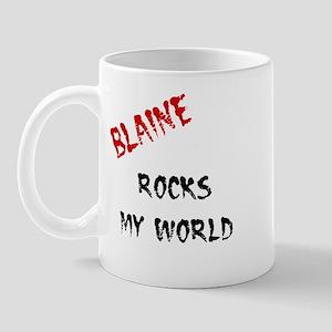 Blaine Rocks Mug