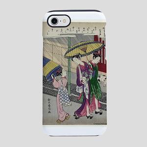 Rain In May - Harunobu Suzuki - 1770 iPhone 7 Toug