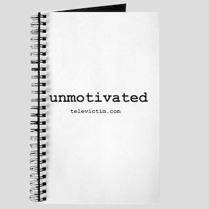 """unmotivated"" Journal"