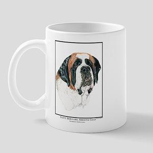 St Bernard Open Edition Mug