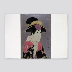 Segawa Tomisburo as Yadorigi - Sharaku Toshusai -